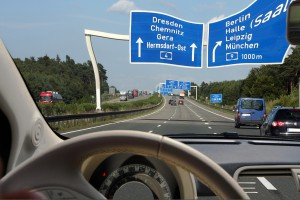Autobahn, Verzogenes Bildstabsichtigkeit-astigmatismus